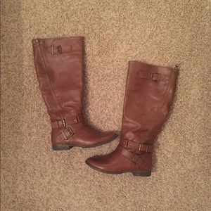 Just Fab riding boots